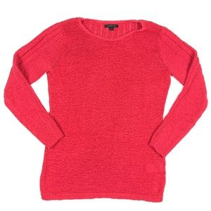 Rachel Zoe Scoop Neck Pullover Knit Sweater
